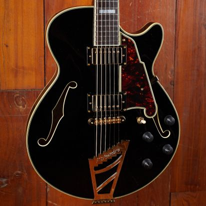 D'Angelico Excel SS Black