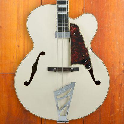 D'Angelico Premier EXL-1 white