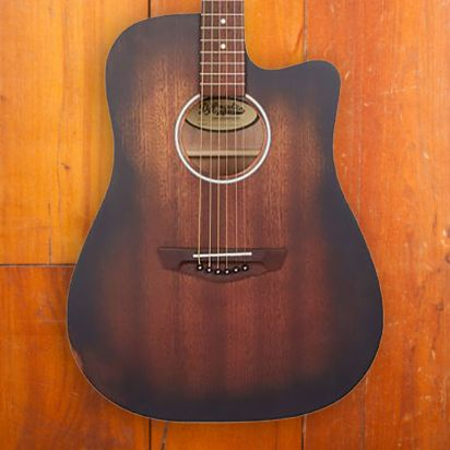 D'Angelico Premier Bowery LS Aged (dreadnought)