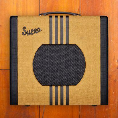 Supro Delta King 10, Tweed