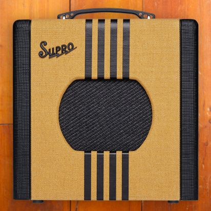 Supro Delta King 8, Tweed