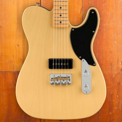 Fender Noventa Telecaster Maple Neck Vintage Blonde