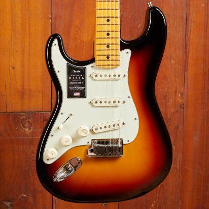 Fender Ultra Stratocaster Lefty MN Ultraburst