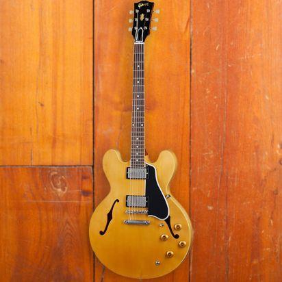 Gibson CS 1959 ES-335 Reissue, Vintage Natural, Murphy Lab Ultra Light Aged
