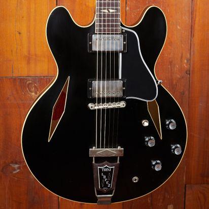 Gibson CS 1964 Trini Lopez Standard Reissue, Ebony, Murphy Lab Ultra Light Aged