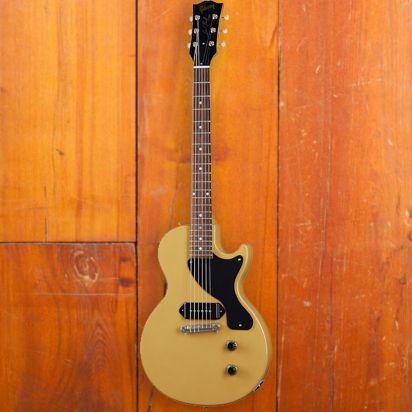 Gibson CS 1957 Les Paul Junior Single Cut Reissue, TV Yellow, Murphy Lab Ultra Light Aged