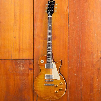 Gibson CS 1959 Les Paul Standard Reissue, Dirty Lemon, Murphy Lab Light Aged