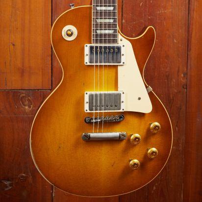 Gibson 1958 Les Paul Standard Reissue, Lemon Burst, Murphy Lab Heavy Aged