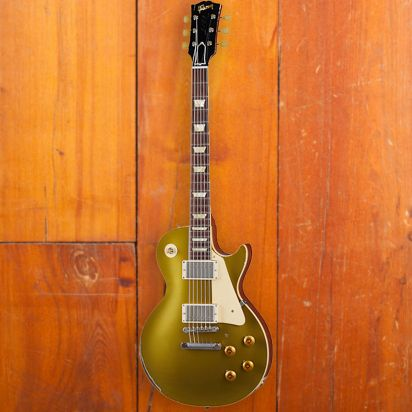 Gibson CS 1957 Les Paul Goldtop Reissue, Double Gold, Murphy Lab Ultra Heavy Aged