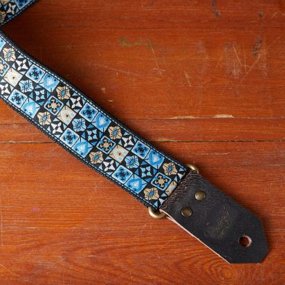Bluebird Straps Standard Seriesm Marshall '75 Blue