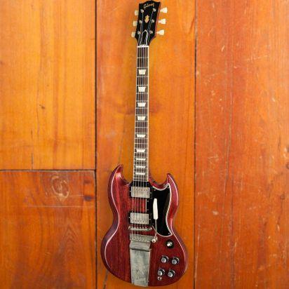 Gibson CS 1964 SG Standard Reissue w/ Maestro Vibrola