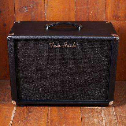 Two-Rock 1x12 Black Bronco, Sparkle Matric Grill Cloth