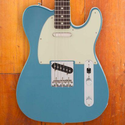 Fender MIJ Traditional 60s Telecaster, Lake Placid Blue