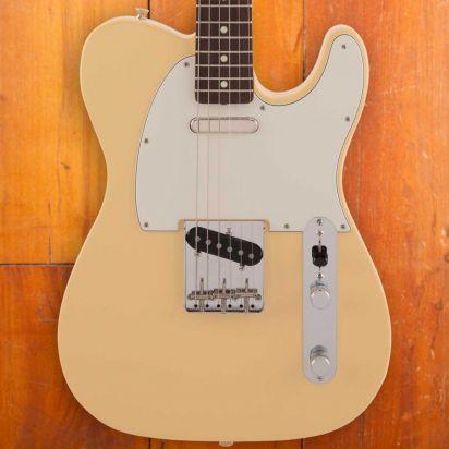 Fender MIJ Traditional 60s Telecaster, Vintage White
