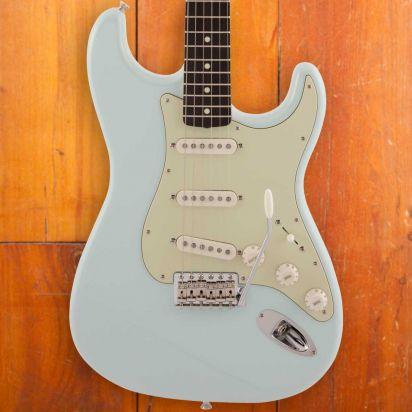 Fender MIJ Traditional 60s Stratocaster, Sonic Blue