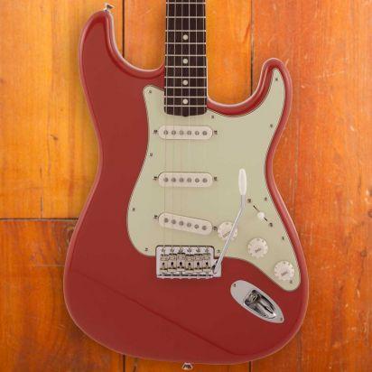 Fender MIJ Traditional 60s Stratocaster, Fiesta Red