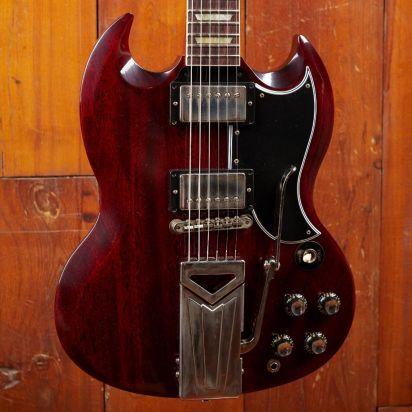 Gibson CS 60th Ann 1961 SG/LP Standard CHR