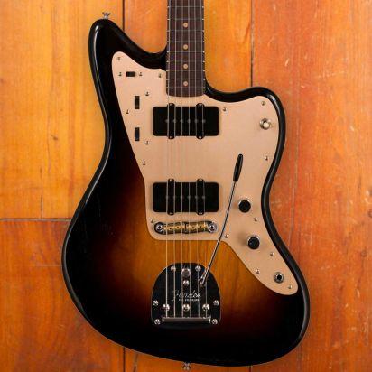 Fender CS Namm 2021 LTD 1959 250k Jazzmaster, Deluxe Closet Classic, Showpiece #90, Wide-Fade 2-Color Sunburst