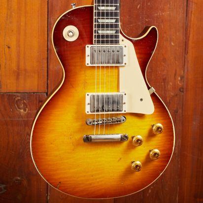 Gibson 1959 Les Paul Standard Reissue Heavy Aged # 911057 MURHPY LAB