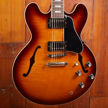 Gibson ES-335 Figured Iced Tea