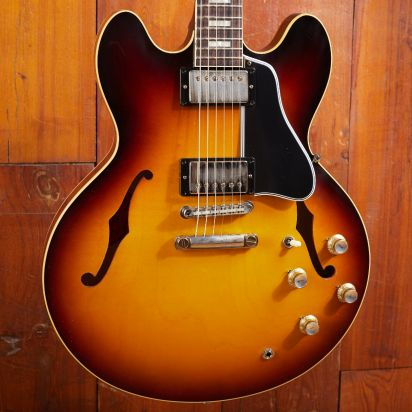 Gibson CS 1964 ES-335 Reissue Vintage Burst VOS NH