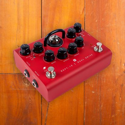 Blackstar Dept. 10 2ch Valve Overdrive/Preamp FX Pedal with USB&DI out