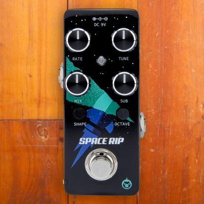Pigtronix Space Rip, Analog Guitar Synth Pedal