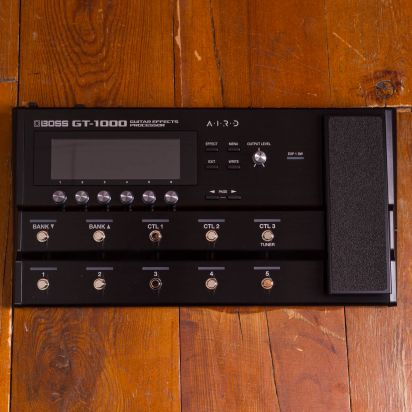 BOSS GT-1000 Multieffect
