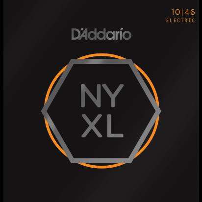 D'Addario NYXL1046, Regular Light, 10-46