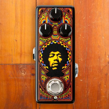 Dunlop JHW4 '69 Psych Series Band of Gypsys Fuzz Mini