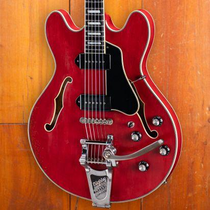 Eastman T64/v Antique Red