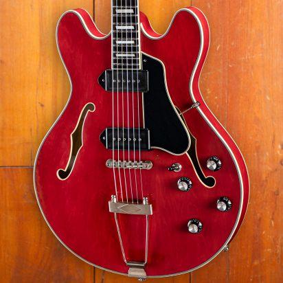 Eastman T64/v-T Antique Red