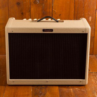 Fender Hot Rod Deluxe Blonde Ox Cannabis Rex 230E