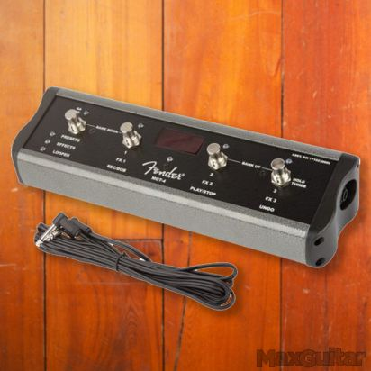 Fender TWO Button footswitch
