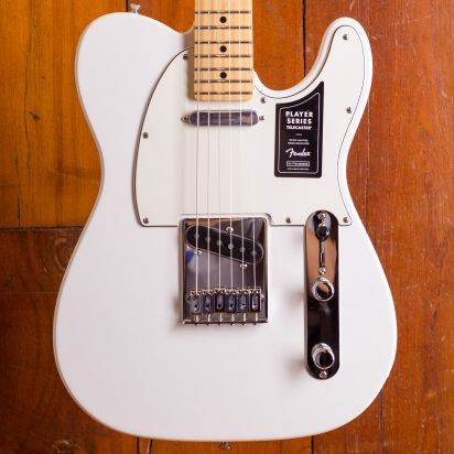 Fender Player Telecaster Mn Pwt