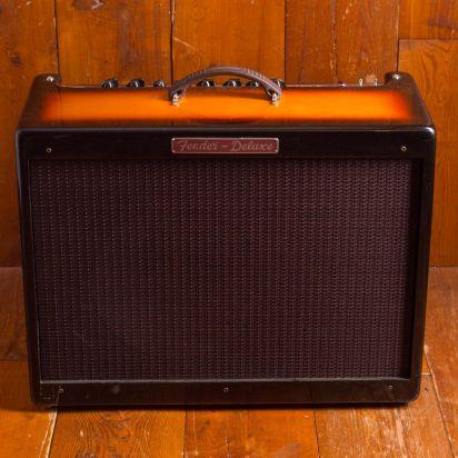 Fender LTD Hotrod Deluxe Sunburst Amp