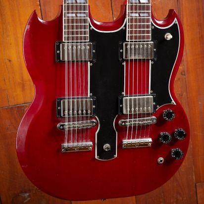 Gibson CS EDS-1275 Double Neck, Cherry Red 2008