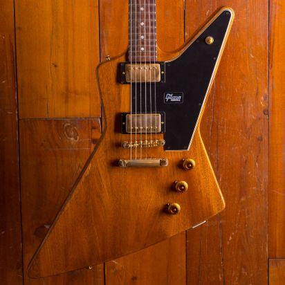 Gibson CS  Explorer - Max 15th limited run - Aged, Max 028