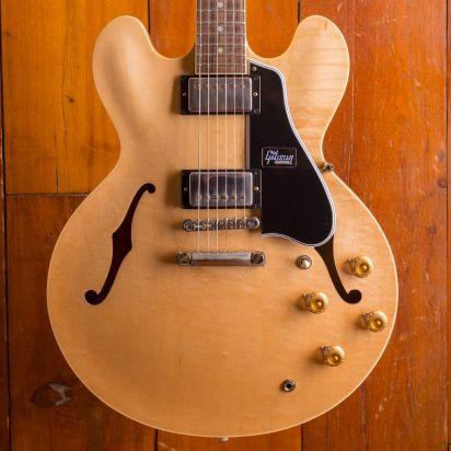 Gibson CS ES-335 1959 Reissue Rosewood Fingerboard Vintage Natural VOS