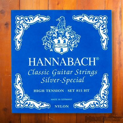 Hannabach 815HT, High tension Silver Special