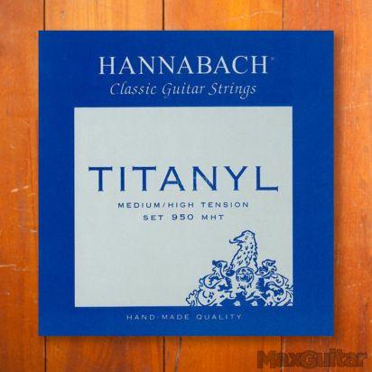 Hannabach 950MHT, Medium/High Tension Titanyl