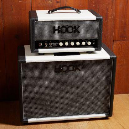 """Hook Little lenny set 40 watt head + 12""""WGS speakercab"""