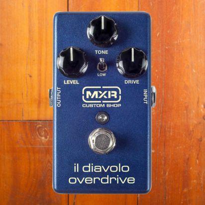 MXR Il Diavolo Overdrive