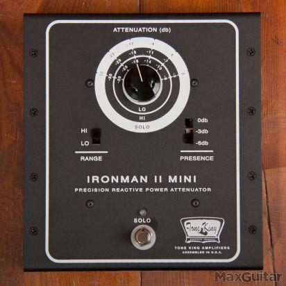 Tone King Ironman Mini 2 attenuator