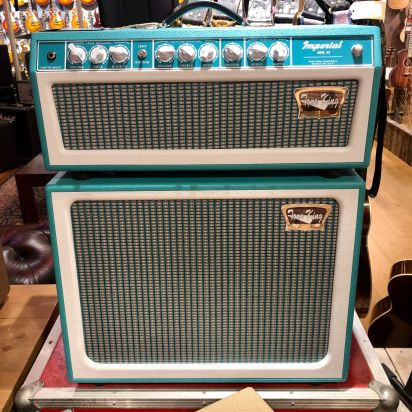 Tone King Imperial MKII Set Turquoise