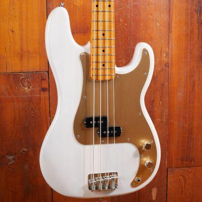 Squier FSR Classic Vibe Late '50s Precision Bass, Maple Fingerboard, White Blonde