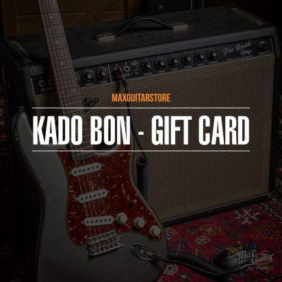 Max Guitar Max Guitar Gift Card, 25 Euro