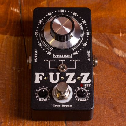 King Tone Guitar Mini Fuzz - Germanium