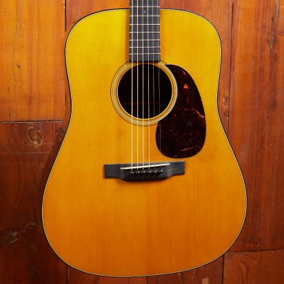 Martin D18 Authentic Aged 1939