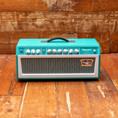 Tone King Imperial MKII Head Turquoise